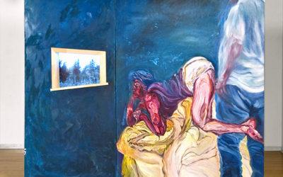 Comme la peinture la peinture à l'huile et à l'eau, espoir et résignation sont incompatibles