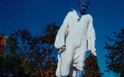 Masculin bleu